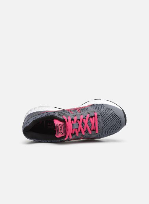 Zapatillas de deporte Asics Gel-Contend 5 Gris vista lateral izquierda