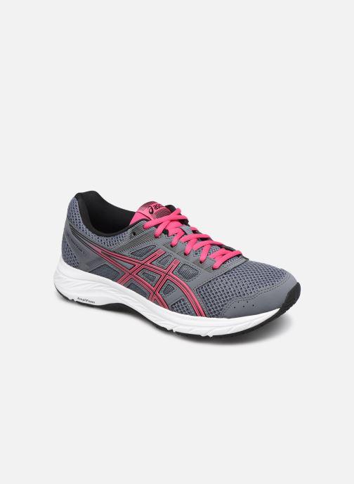 Chaussures de sport Asics Gel-Contend 5 Gris vue détail/paire