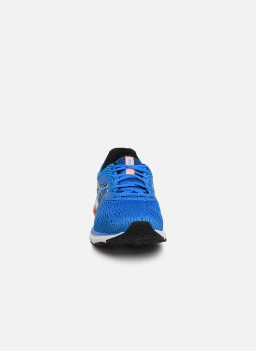 Chaussures de sport Asics Gel-Pulse 11 Bleu vue portées chaussures