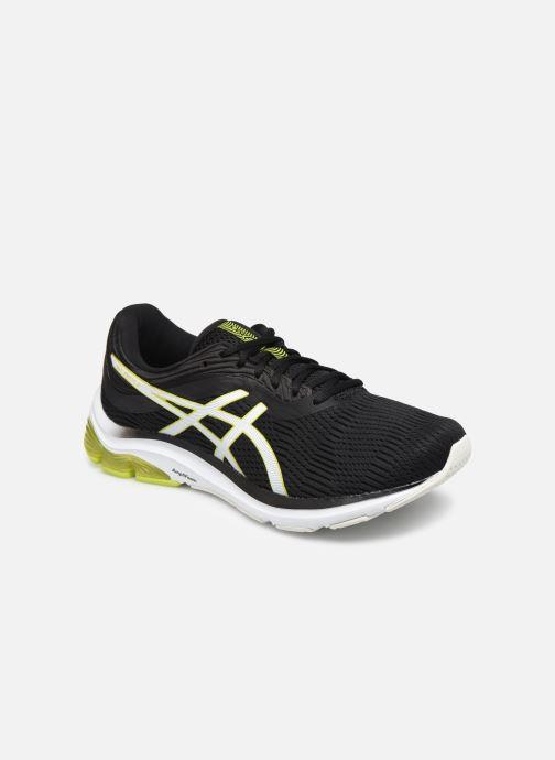 Sport shoes Asics Gel-Pulse 11 Black detailed view/ Pair view