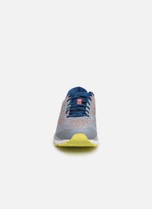 Chaussures de sport Asics Gel-Cumulus 21 Gris vue portées chaussures