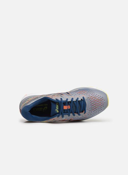 Chaussures de sport Asics Gel-Cumulus 21 Gris vue gauche