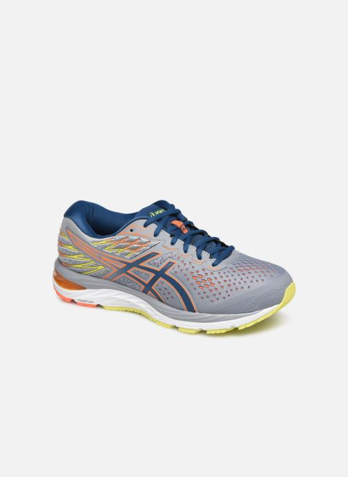 Chaussures de sport Asics Gel-Cumulus 21 Gris vue détail/paire