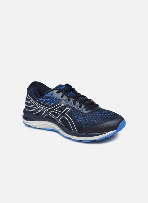 Chaussures de sport Asics Gel-Cumulus 21 Bleu vue détail/paire