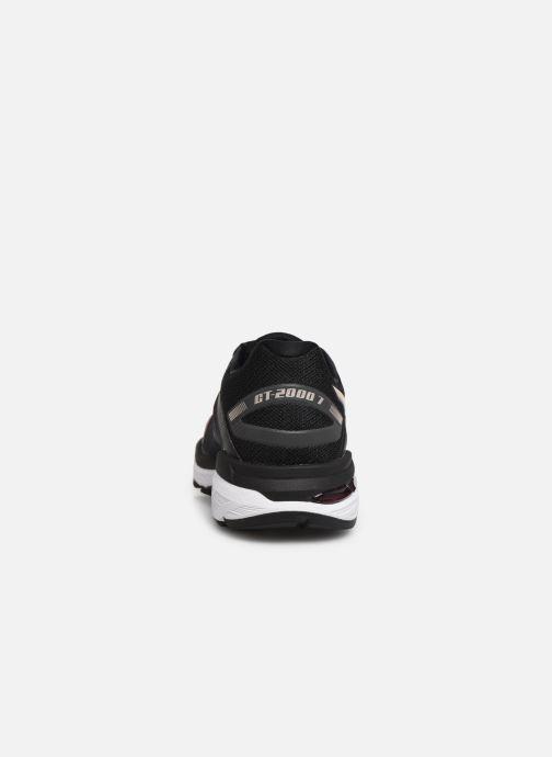 Chaussures de sport Asics GT-2000 7 W Noir vue droite
