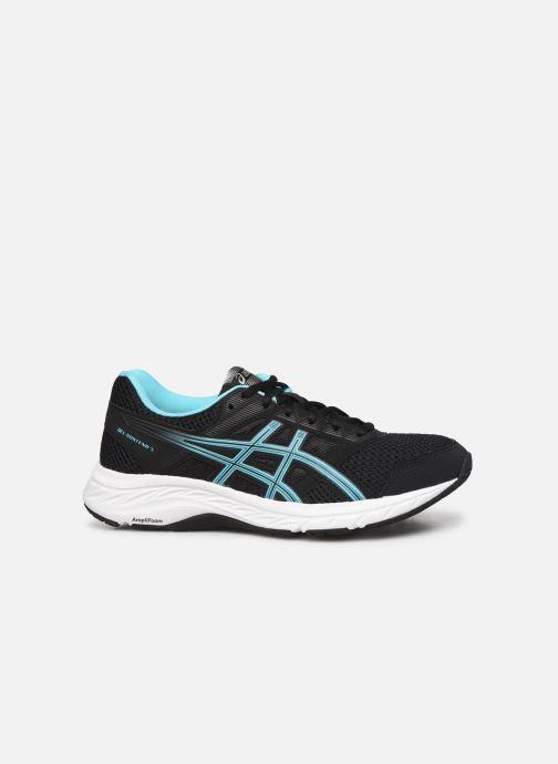Chaussures de sport Asics Gel-Contend 5 Noir vue derrière