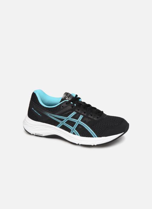 Chaussures de sport Asics Gel-Contend 5 Noir vue détail/paire