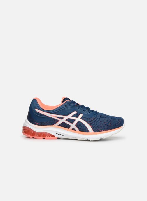Sport shoes Asics Gel-Pulse 11 Blue back view