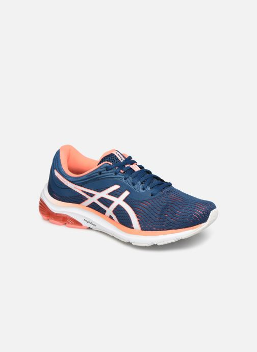Sport shoes Asics Gel-Pulse 11 Blue detailed view/ Pair view