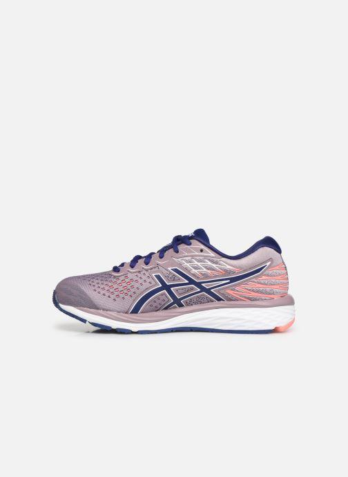 Chaussures de sport Asics Gel-Cumulus 21 Violet vue face