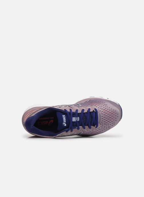 Chaussures de sport Asics Gel-Cumulus 21 Violet vue gauche