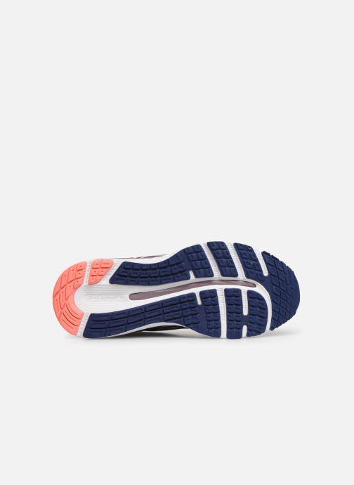 Chaussures de sport Asics Gel-Cumulus 21 Violet vue haut
