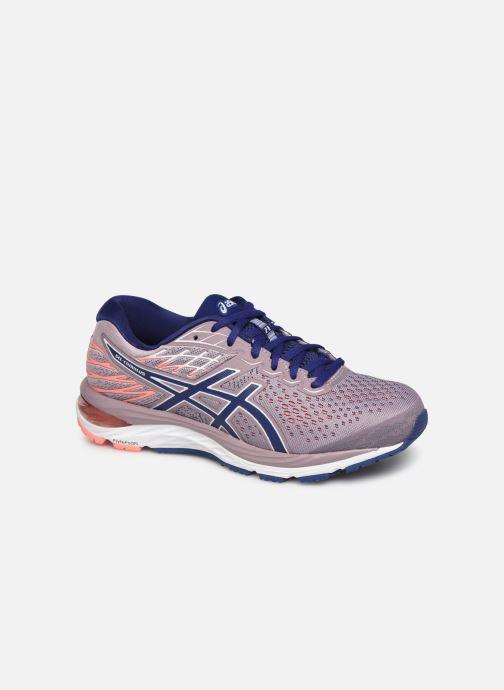 Chaussures de sport Asics Gel-Cumulus 21 Violet vue détail/paire