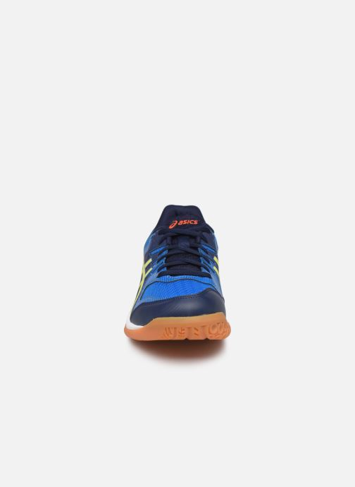 Sportschoenen Asics Gel-Rocket 9 W Blauw model