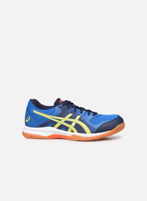 Sport shoes Asics Gel-Rocket 9 Blue back view