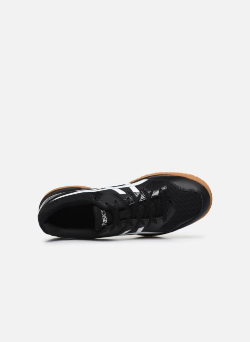 Zapatillas de deporte Asics Gel-Rocket 9 W Negro vista lateral izquierda