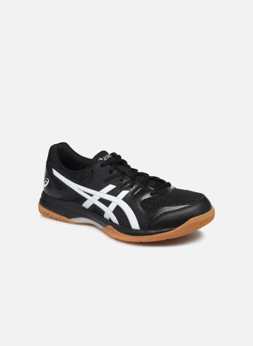 Chaussures de sport Asics Gel-Rocket 9 W Noir vue détail/paire