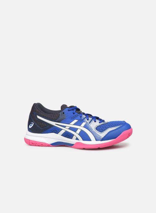 Chaussures de sport Asics Gel-Rocket 9 Bleu vue derrière