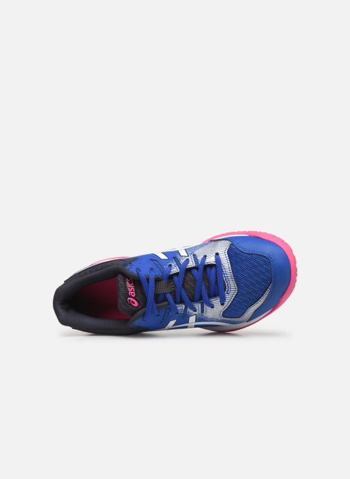 Sportschoenen Asics Gel-Rocket 9 Blauw links