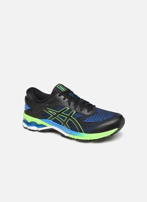 Zapatillas de deporte Asics Gel-Kayano 26 Negro vista de detalle / par