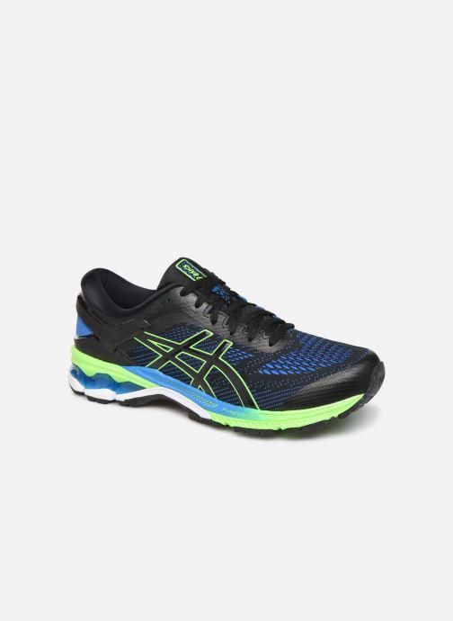 Chaussures de sport Asics Gel-Kayano 26 Noir vue détail/paire