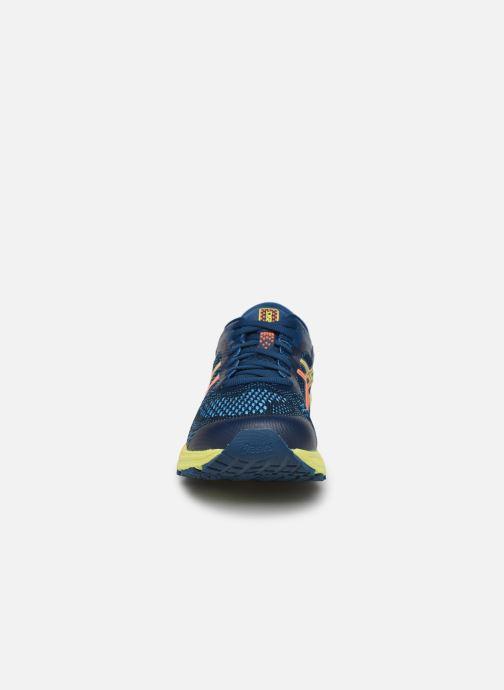 Sportschuhe Asics Gel-Kayano 26 blau schuhe getragen