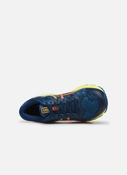 Sportschuhe Asics Gel-Kayano 26 blau ansicht von links