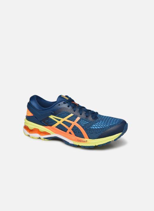 Sportschuhe Asics Gel-Kayano 26 blau detaillierte ansicht/modell