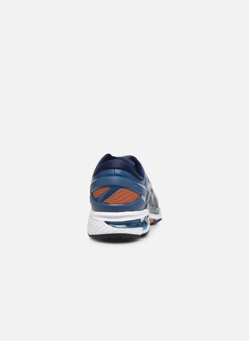 Chaussures de sport Asics Gel-Kayano 26 Bleu vue droite