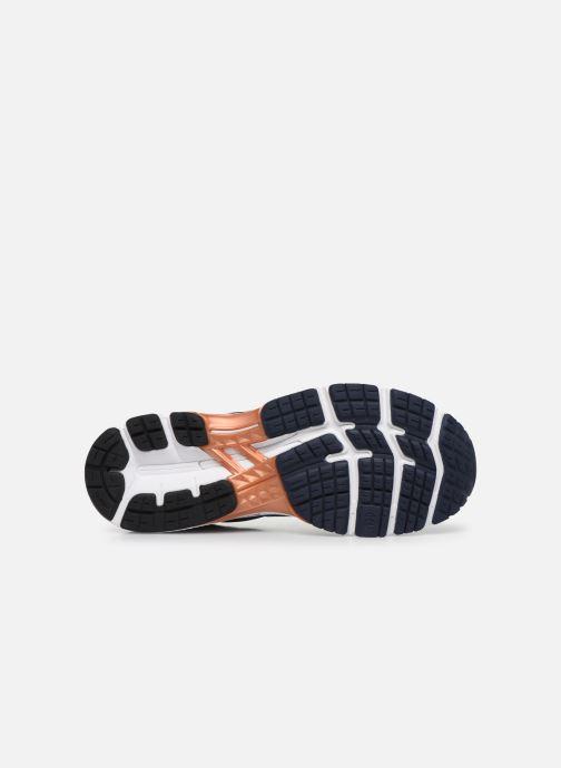Chaussures de sport Asics Gel-Kayano 26 Bleu vue haut
