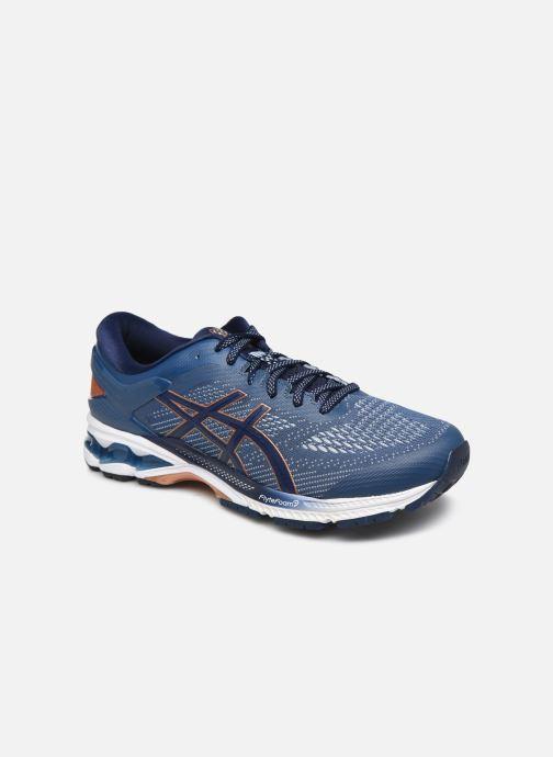 Chaussures de sport Asics Gel-Kayano 26 Bleu vue détail/paire