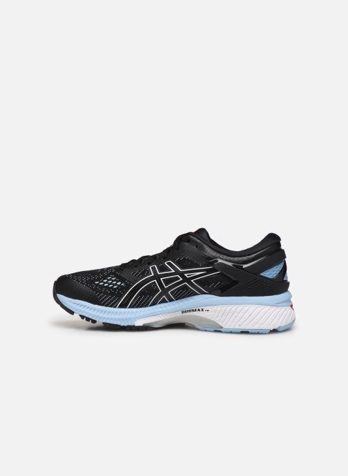 Chaussures de sport Asics Gel-Kayano 26 Noir vue face