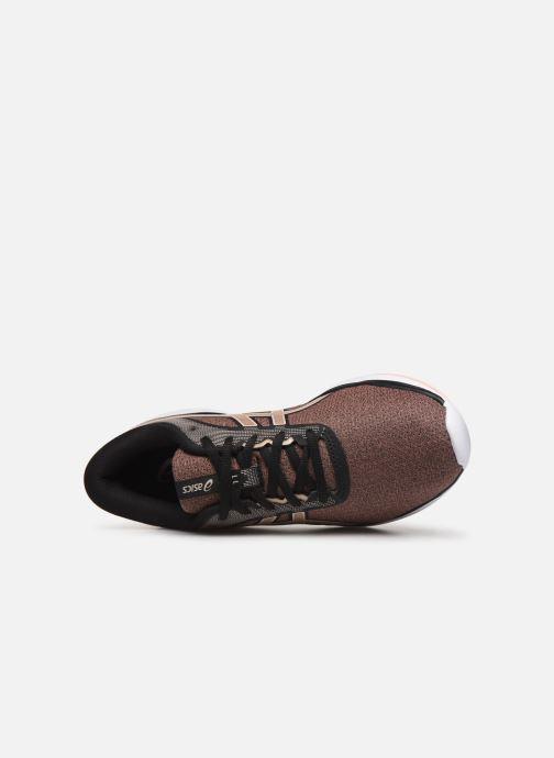 Zapatillas de deporte Asics Patriot 11 Twist Rosa vista lateral izquierda