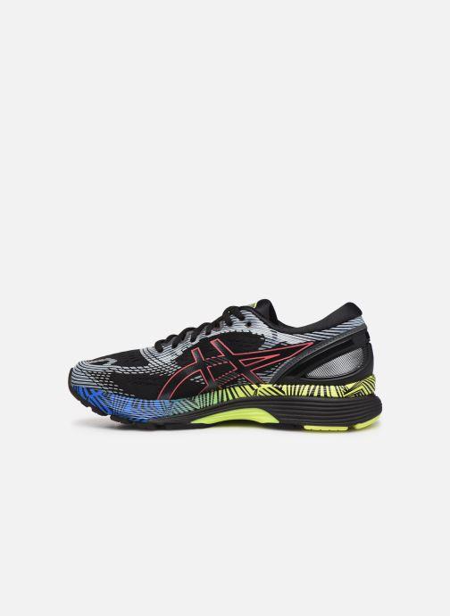 Sport shoes Asics Gel-Nimbus 21 LS Black front view