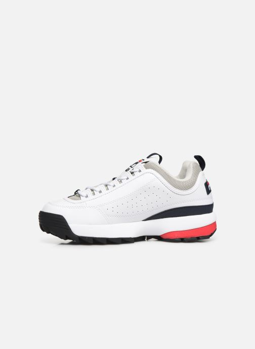 Baskets FILA Disruptor Cb Low M Blanc vue face