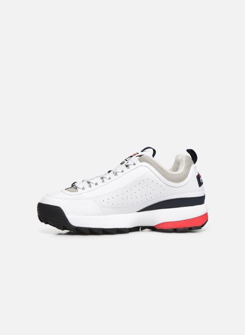 Sneakers FILA Disruptor Cb Low M Bianco immagine frontale