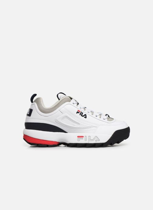 Sneakers FILA Disruptor Cb Low M Wit achterkant