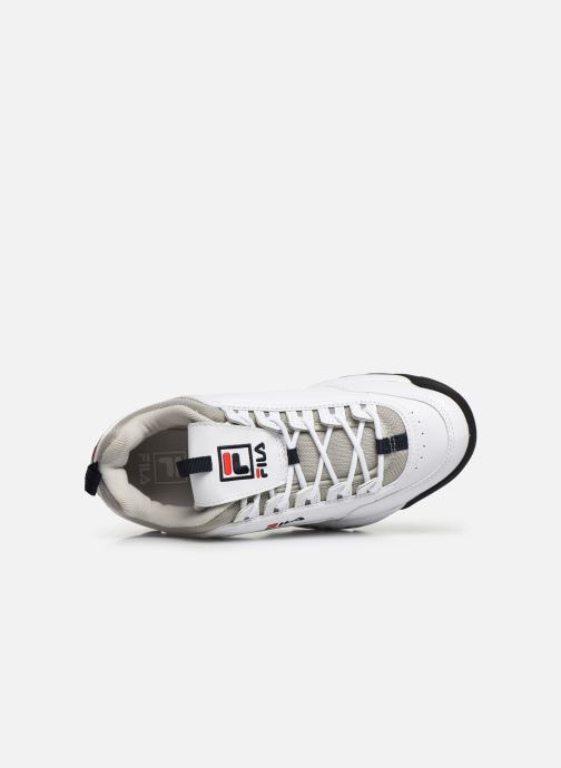 Sneakers FILA Disruptor Cb Low M Bianco immagine sinistra