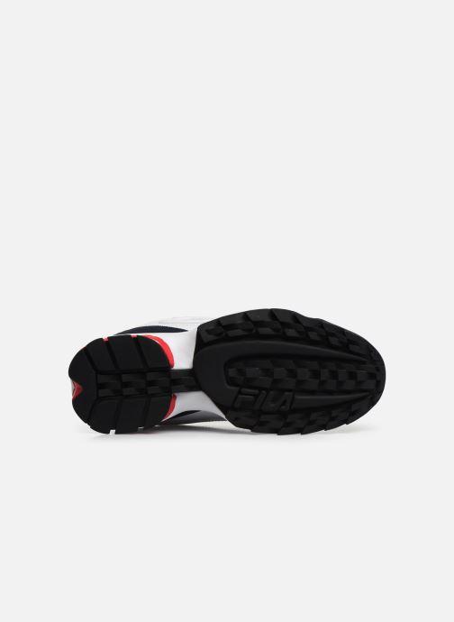 Sneakers FILA Disruptor Cb Low M Bianco immagine dall'alto