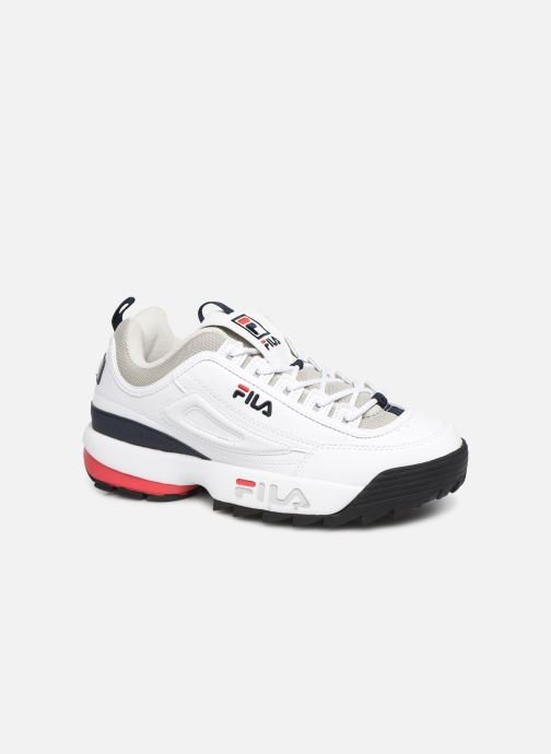 Baskets FILA Disruptor Cb Low M Blanc vue détail/paire