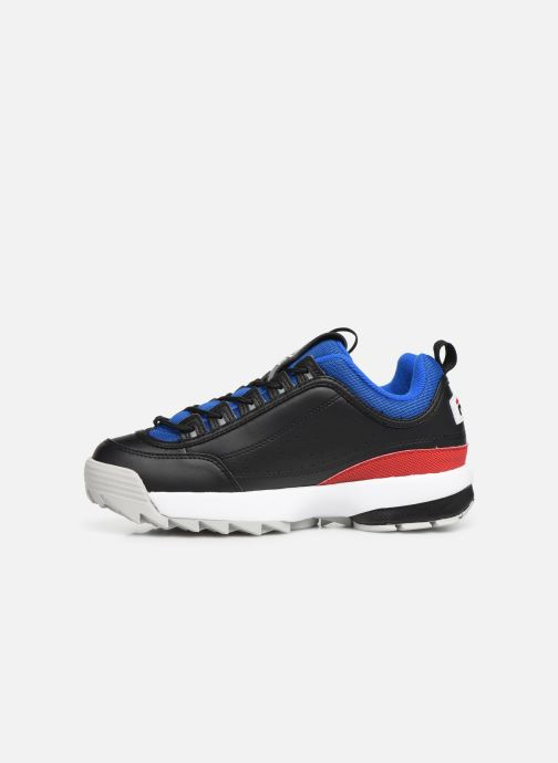 Sneakers FILA Disruptor Cb Low M Nero immagine frontale