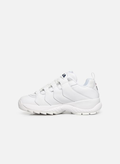 Baskets FILA Countdown Low Blanc vue face