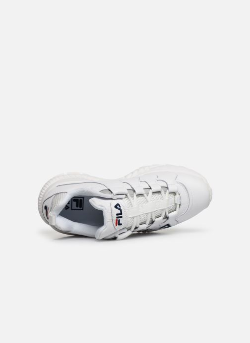 Baskets FILA Countdown Low Blanc vue gauche
