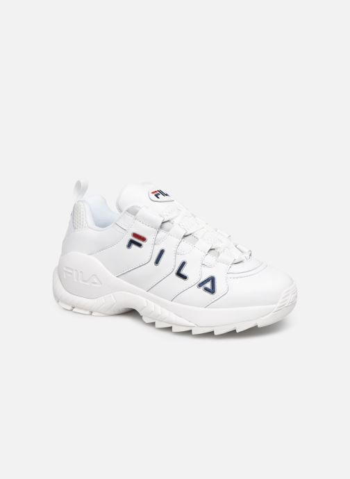 Baskets FILA Countdown Low Blanc vue détail/paire