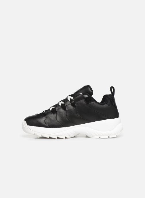 Sneakers FILA Countdown Low Zwart voorkant