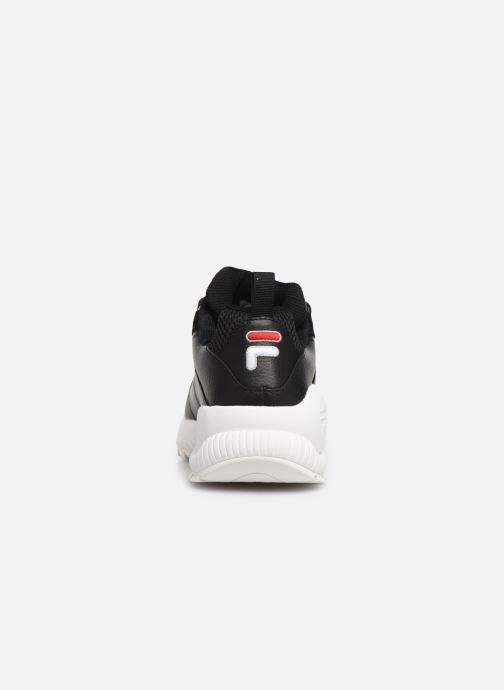 Sneakers FILA Countdown Low Zwart rechts