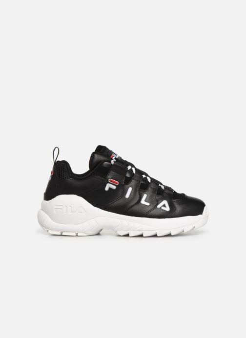 Sneakers FILA Countdown Low Zwart achterkant