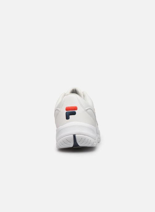 Sneaker FILA Strada Hiker weiß ansicht von rechts