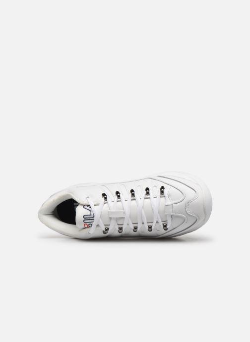 Sneaker FILA Strada Hiker weiß ansicht von links
