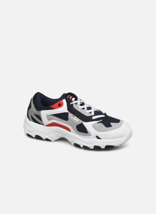 Baskets FILA Select Low Bleu vue détail/paire